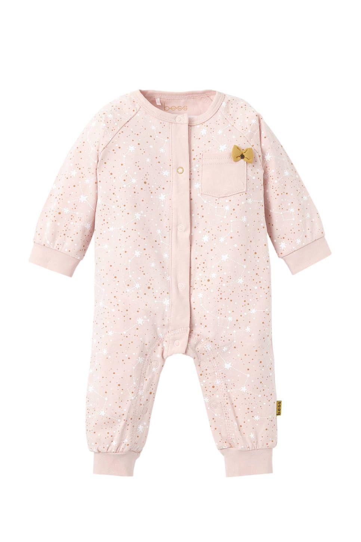 90505ff849d B.E.S.S newborn boxpak met sterren roze, Lichtroze/wit | Baby ...