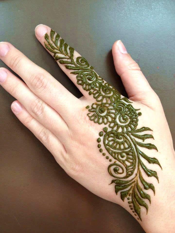 Orlando's Best Henna Artist Tattoo - www.tejalhenna.com  407-415-7994