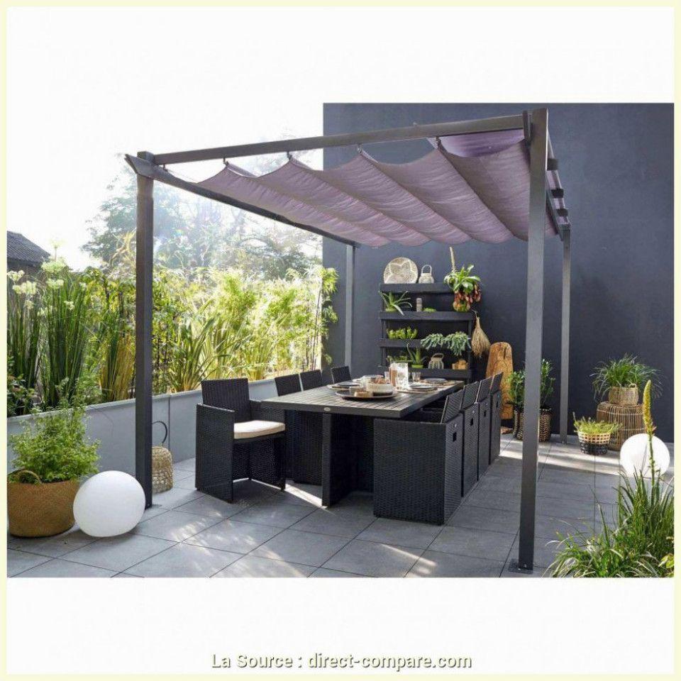 Table De Jardin Kijiji In 2020 Pergola Pergola Attached To House Cheap Pergola