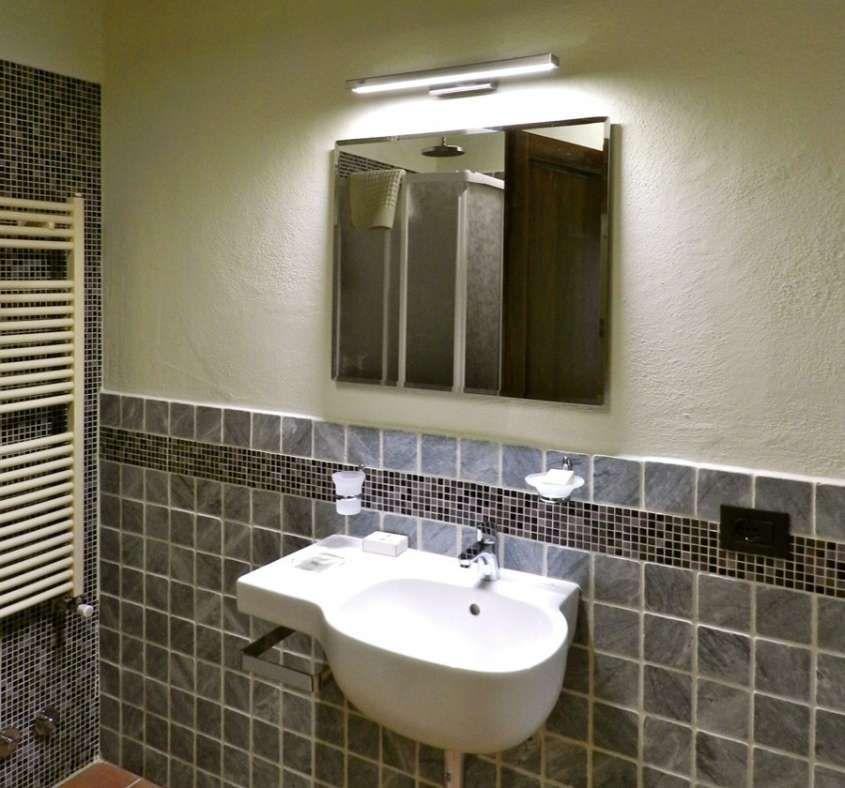Illuminazione led per interni - Led in bagno