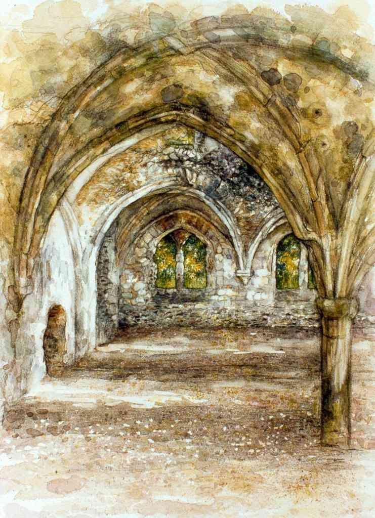 Waverley Abbey House Google Search Art Uk Abbey House Contemporary Artwork