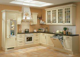 Mutfaklarda yeni bir çizgi