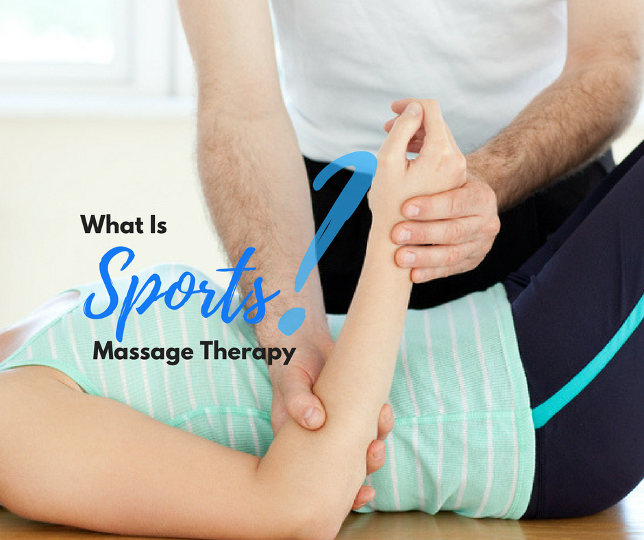 What is Sports Massage Therapy? And, what types of career options ...