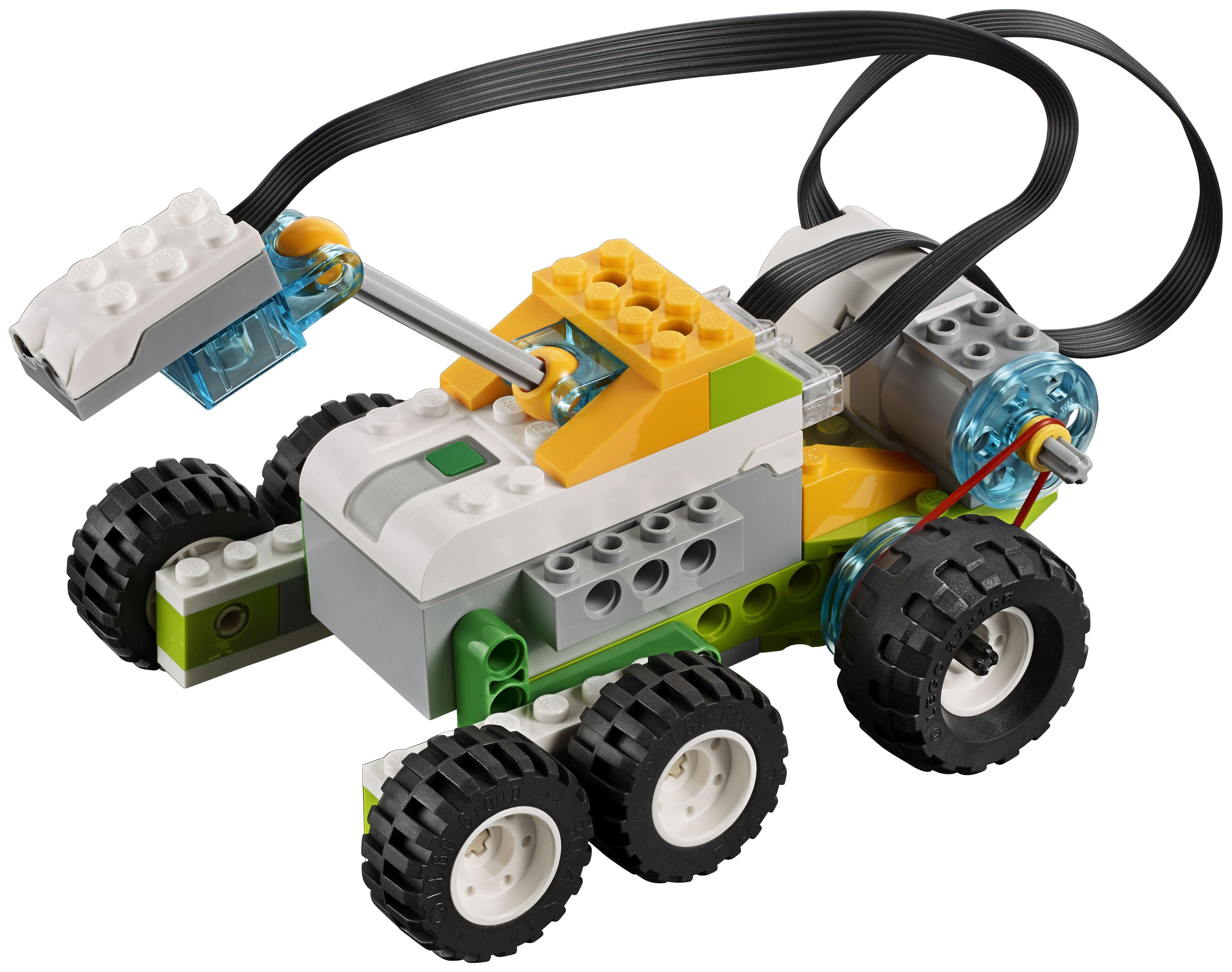 LEGO WeDo 2.0 basisset. De LEGO WeDo 2.0 basisset is een ...