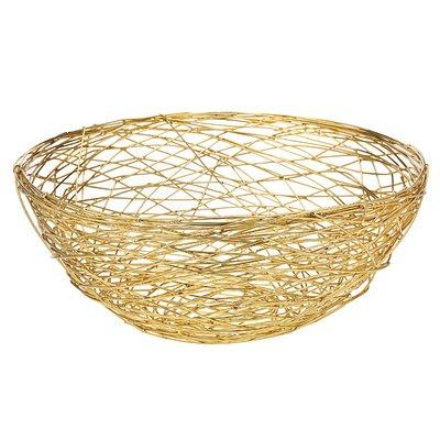 Godinger Silver Art Co Nest Decorative Bowl Size: Large | Nest ...