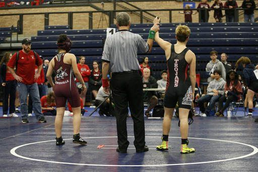 EULESS, Texas (AP)(STL.News) — A 17-year-old transgender wrestler who qualified for the girls state tournament while transitioning from female to male has become a high-profile test of a year-old Texas policy now being criticized by the attorne...