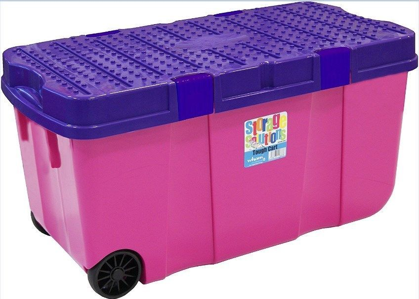 Source Sweethaute Blogspot Com 9 Garage Track System Let S Not Forget About The Other Play Area Your Garage I Toy Garage Garage Storage Garage Floor Paint