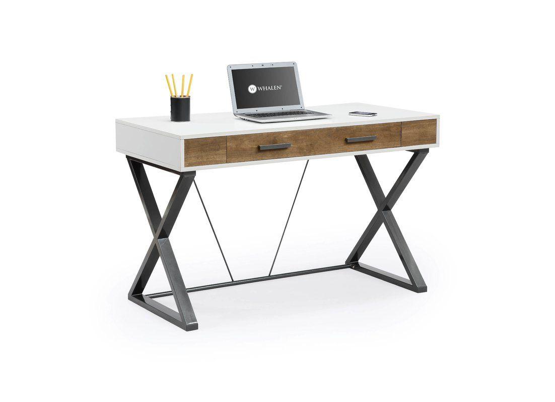 Hakes Drawer Computer Desk   SMH   Desk, Modern desk, Home