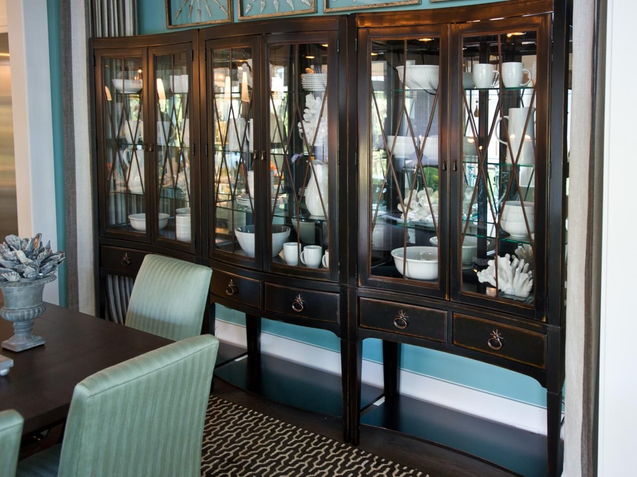 Dining Room From HGTV Smart Home 2013