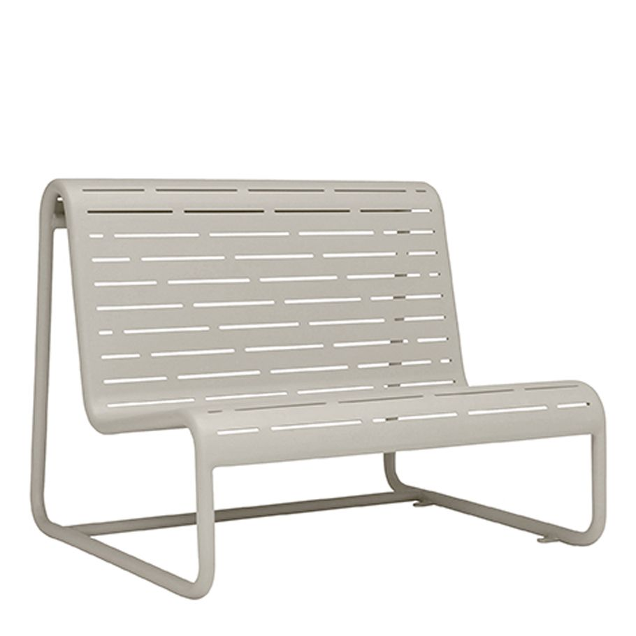 Civic Lounge Chair J Et Cie Powder Jet Porch Milk