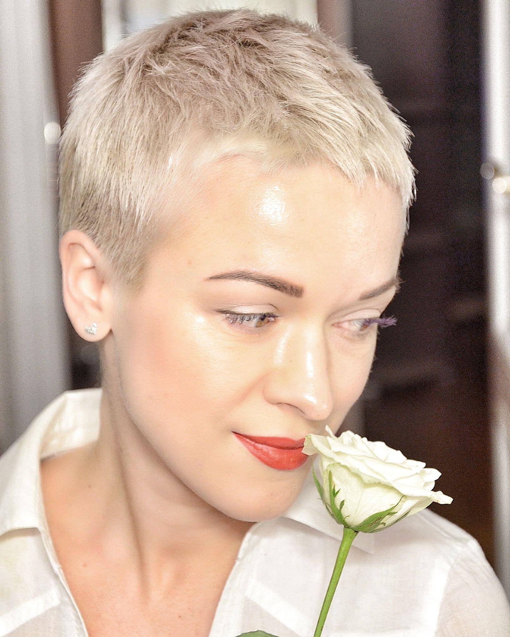 Afbeeldingsresultaat voor rose kapsels pinterest pixies pixie