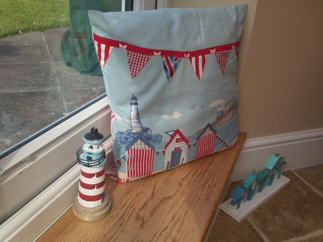 Oh I do like to be beside the seaside from suzy's stuff at eversosuzy.co.uk