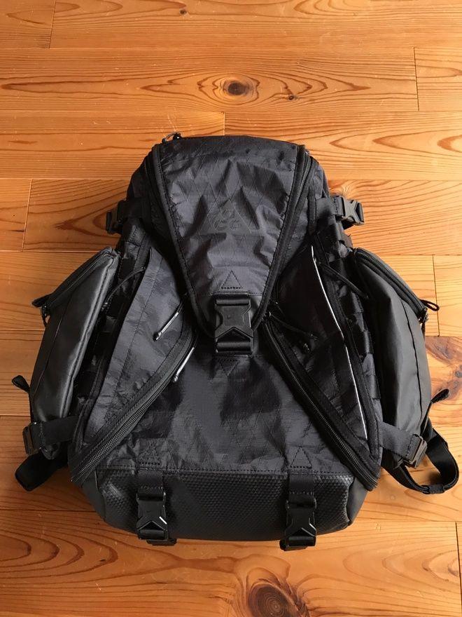 3ee4ba3120c0 Acronym NikeLab ACG - Responder Backpack - Black white Size ONE SIZE ...