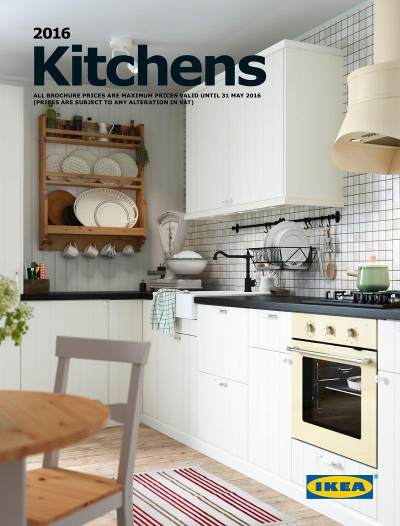 Kitchen Furniture Catalog Kitchens Appliances Brochure 2016 House Pinterest