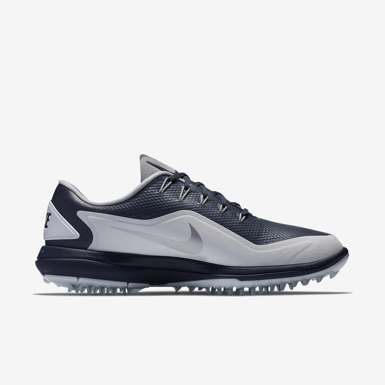 Nike Lunar Control Vapor 2 Men S Golf Shoe 10 5 Silver Mensgolftips Golftipsswings In 2020 Womens Golf Wear Golf Shoes Mens Golf Shoes