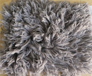 Limestone Brown/Gray Faux Fur Photo Prop. Custom Photo Props LLC Provides Photographers with High End, Original and Timeless Props without t...
