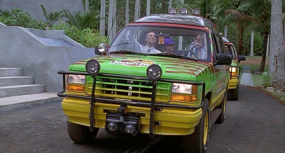 1993 Ford Explorer Xlt Un46 Jurassic Park Car Ford Explorer