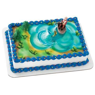 Fisherman Cakehad this cake from Publix once for