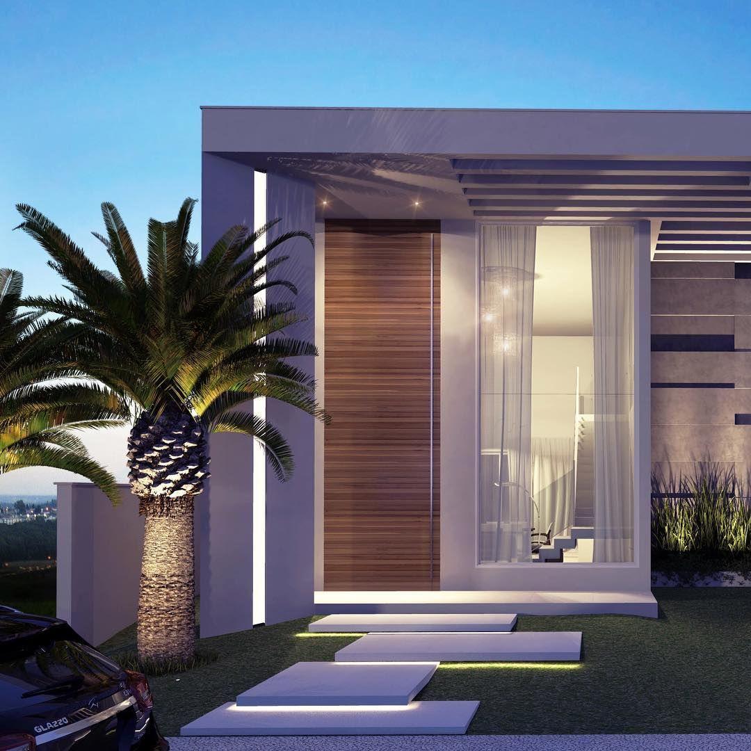 Veja as mais belas refer ncias de projetos com telhados for Fachadas de almacenes modernos