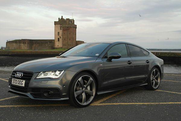 Audi A7 Black Optic Package Audi A7 Audi Latest Cars