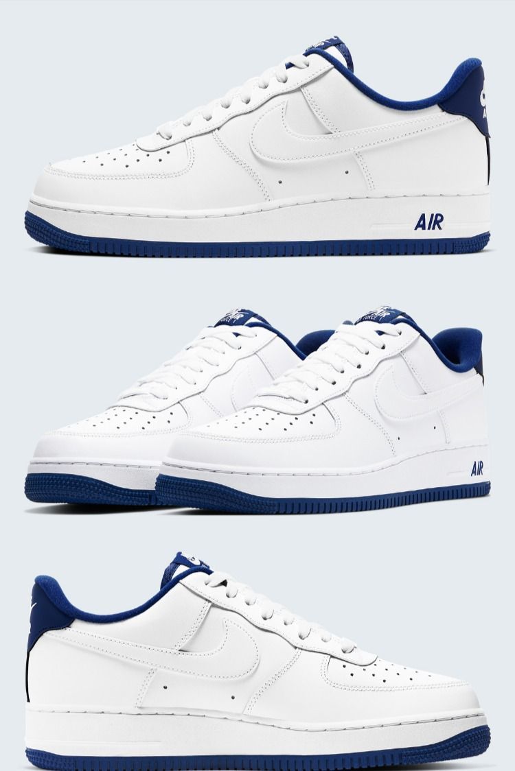 The Air Force 1 Low has been Nike's go to canvas since its