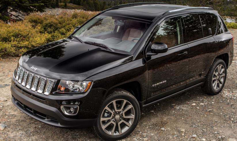 2014 Jeep Compass Owners Manual