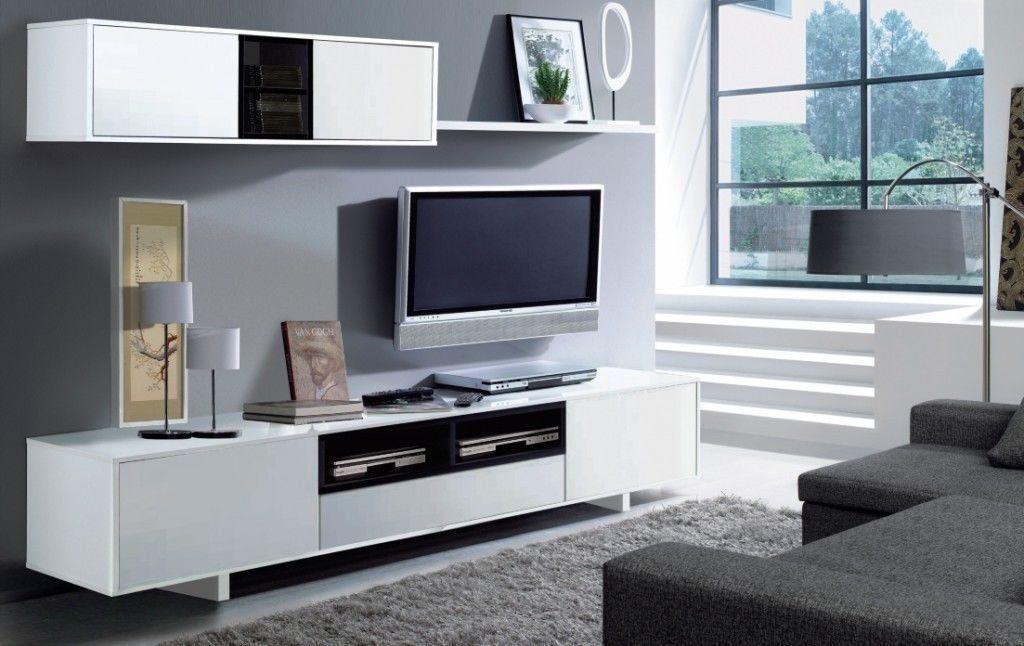 Bambi Belus Living Room Tv Cabinet 200cm 0t6682bo White Black Amazon Co Uk Kitchen Ho Living Room Sets Furniture Living Room Furniture Uk Furniture