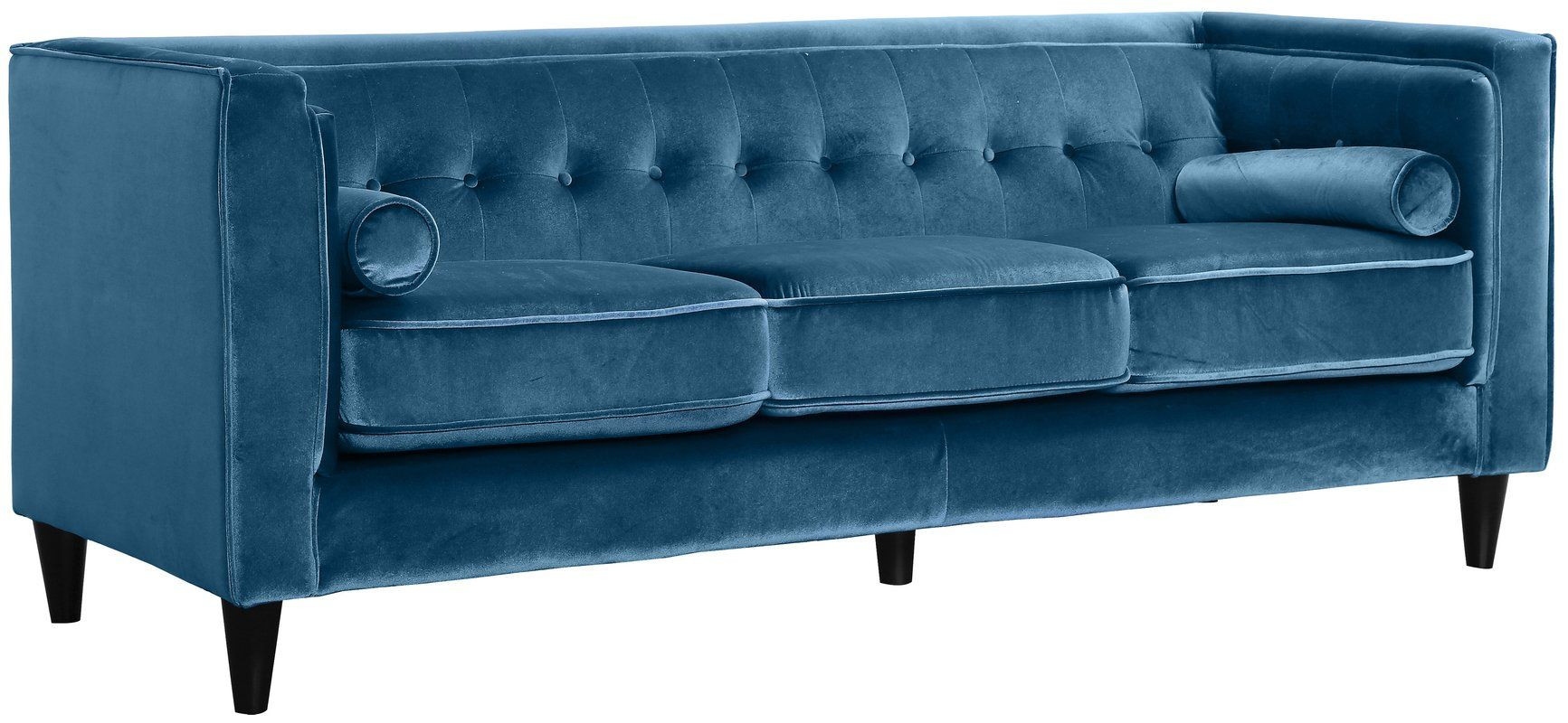 Strange Roberta Velvet Chesterfield Sofa Furniture Sofa Machost Co Dining Chair Design Ideas Machostcouk