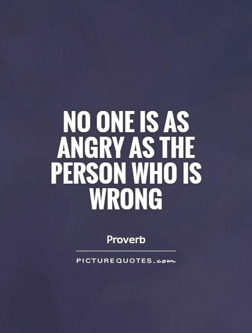 About person quotes angry Angry People
