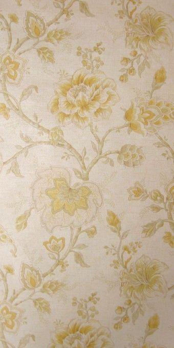 Kira - Johnny-Tapete, Vintage Wallpaper Flowers Pinterest - tapeten bordüren wohnzimmer