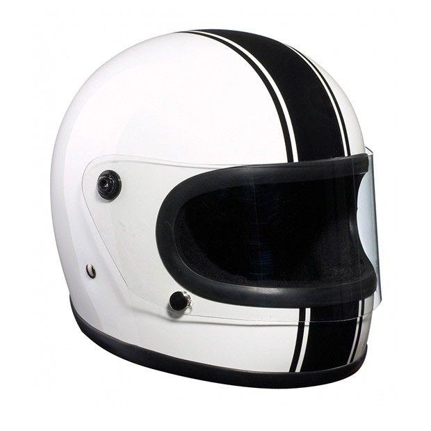 bandit integral youngtimer motorcycle helmet buy. Black Bedroom Furniture Sets. Home Design Ideas