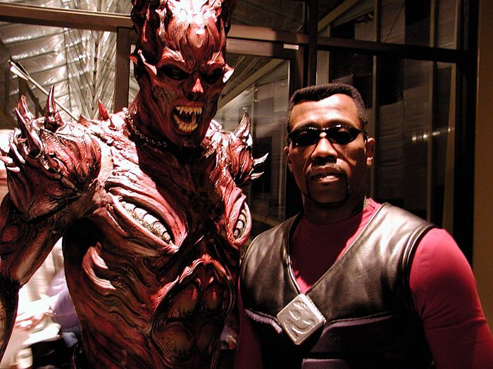 Wesley Snipes Blade 2 | wesley snipes has gone from blade ... Blade Trinity Dracula Actor