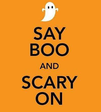 Amazing Boo! Thanks To Our Friends At @halloweenfun For This Cute Meme! #Halloween