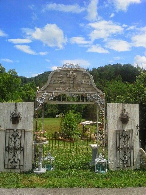 Garden Wedding arbor