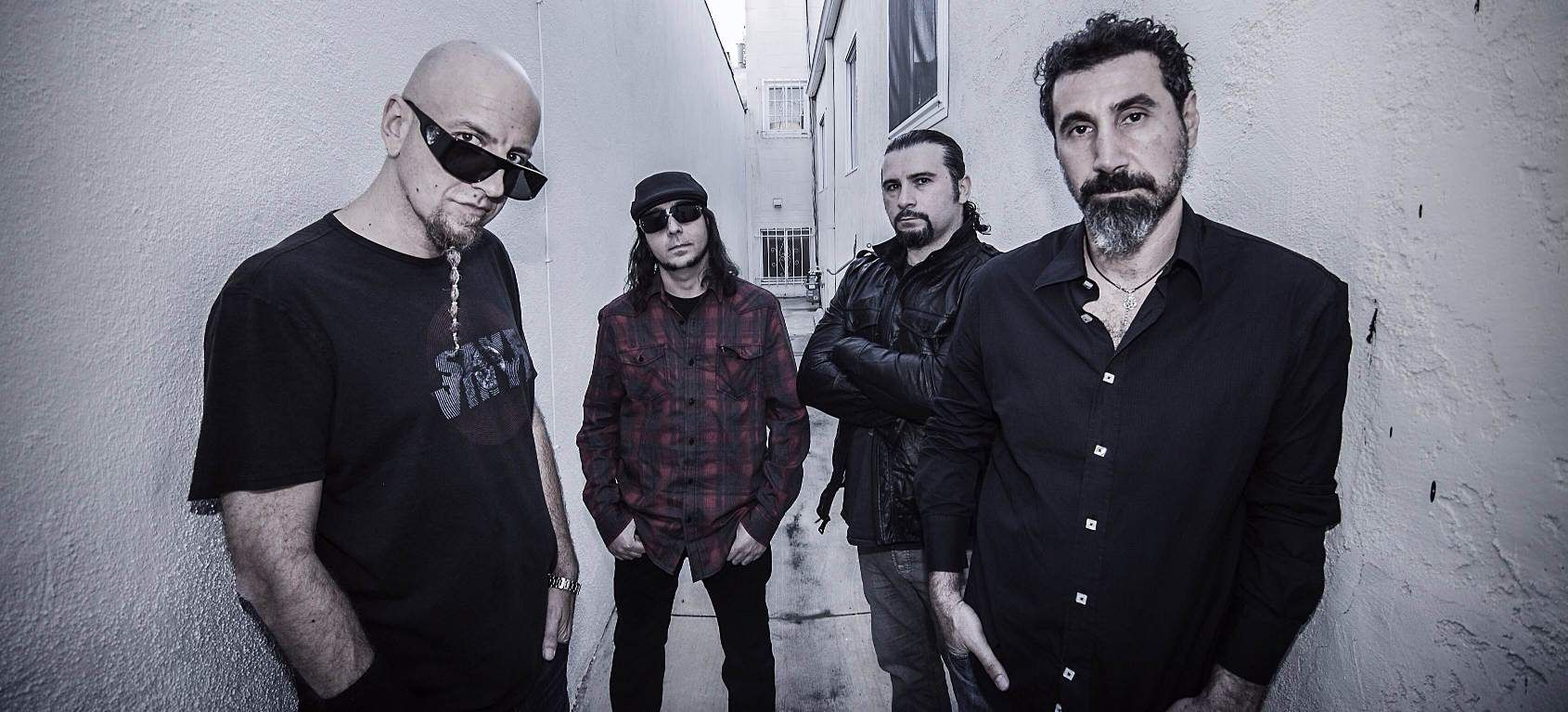 What Happened To Serj Tankian News Updates System Of A Down