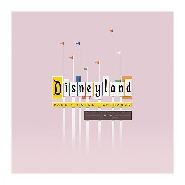Dribbble - WelcomeToDisneyland.jpg by Colin Hesterly