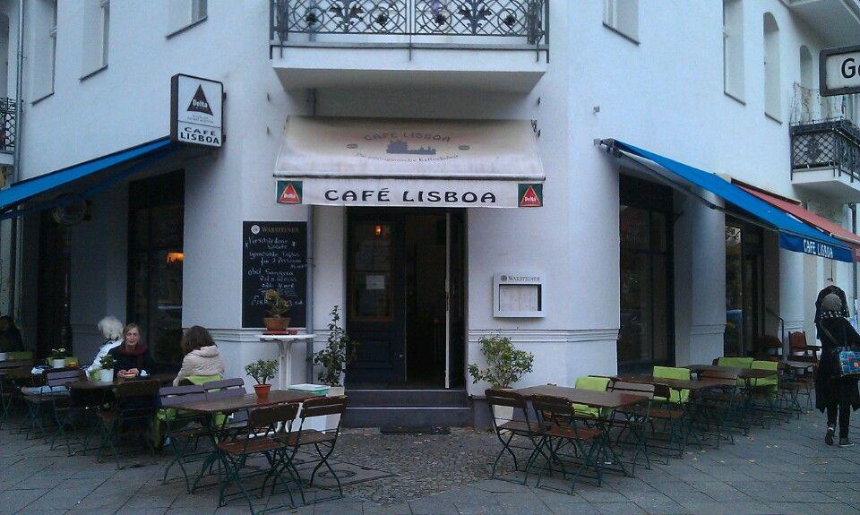 Fancy Berlin Charlottenburg u Caf Lisboa Berlin has quite a vast coffee bar scene and