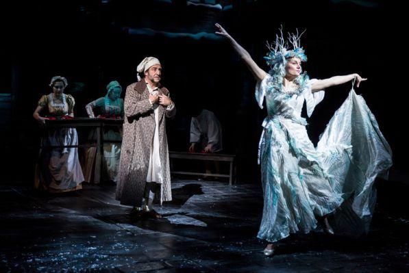 Guthrie's ' Christmas Carol' is | Christmas carol play, Christmas carol, Ghost of christmas past