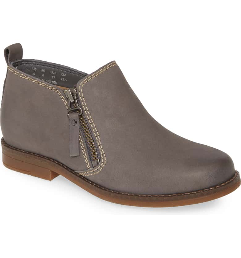 Hush Puppies Mazin Cayto Bootie Women Hush Puppies Nubuck Leather Nordstrom