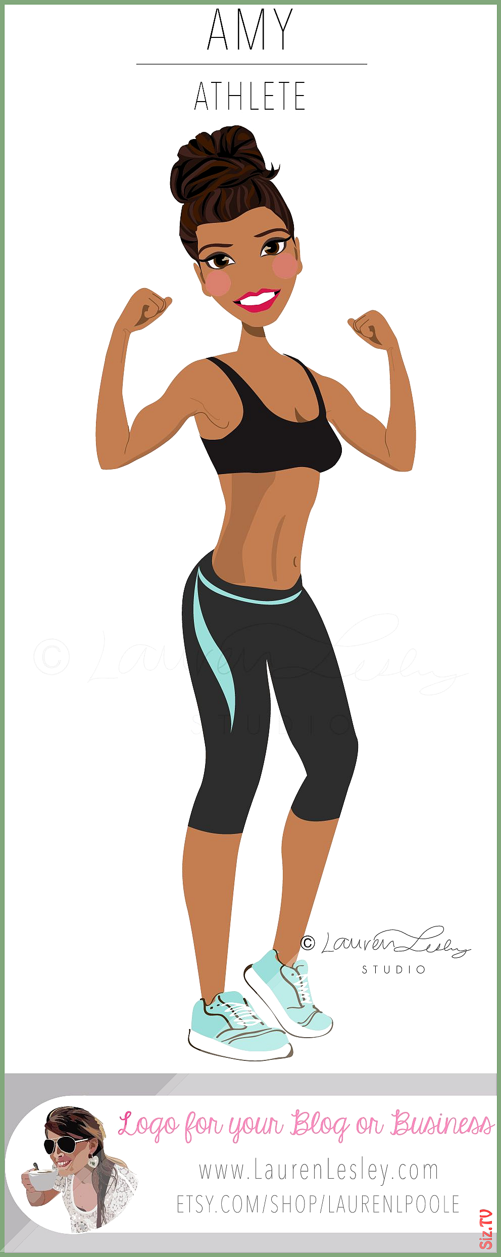 Fitness Motivation  Fitness Inspiration  Fitness Logo Design  Fitness Logo Illustration  Fitness Log...