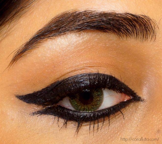 Egyptian Inspired Graphic Eye Liner Graphic Eyes Eyeliner