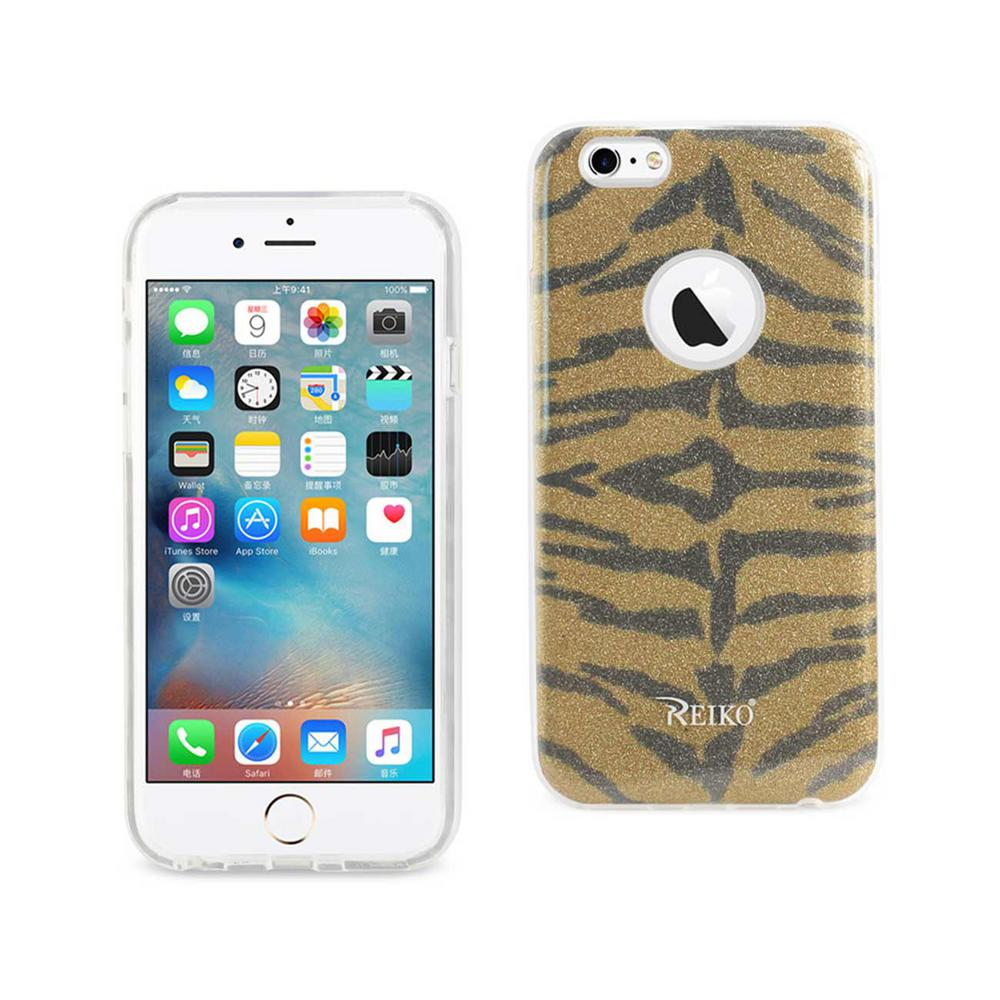 iPhone 6/6S Design Case in Tiger Yellow