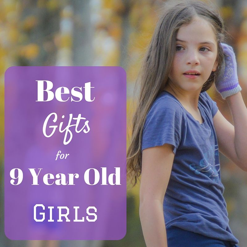 Best toys for 9 year old girls top list toy and gift for Craft presents for 5 year olds