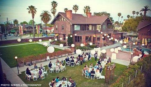Long Beach Museum Of Art Wedding Photography Cindy Jaime Venue Pinterest Event Lighting