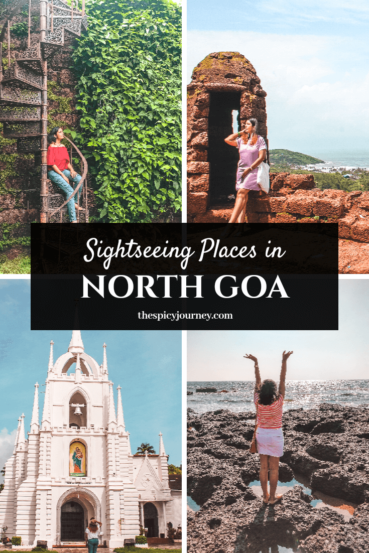 15 Best Places To Visit In North Goa Goa Travel Cool Places To Visit Places To Visit