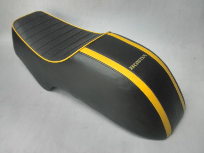 1980 - 1983 honda gl1100 goldwing cafe racer motorcycle seat cover