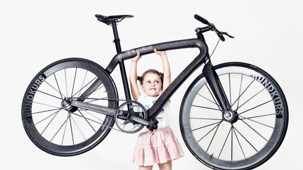 This Full Sized Urban Bike Weighs A Mere 11 Pounds Urban Bike