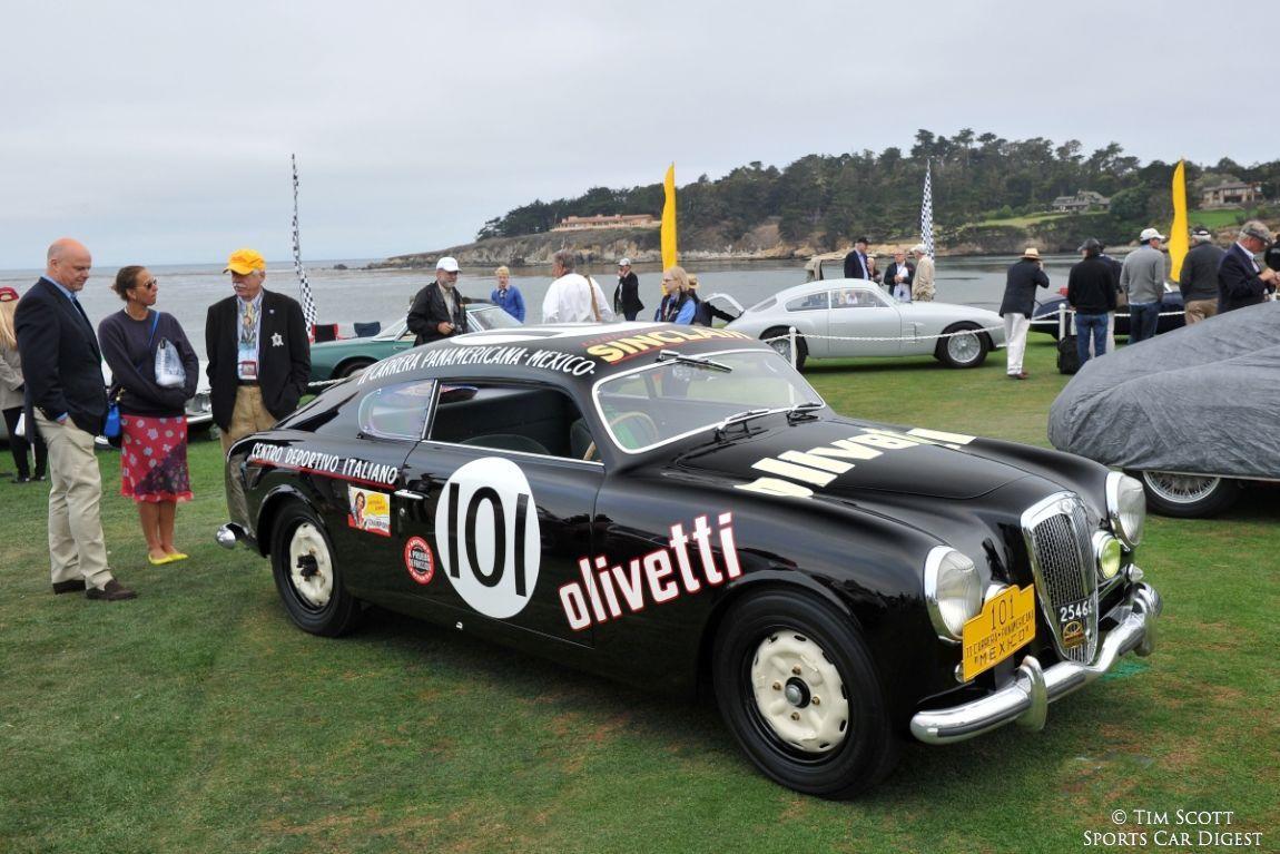 1951 Lancia Aurelia B20 GT Series 1 Pinin Farina Coupe | Lancia ...