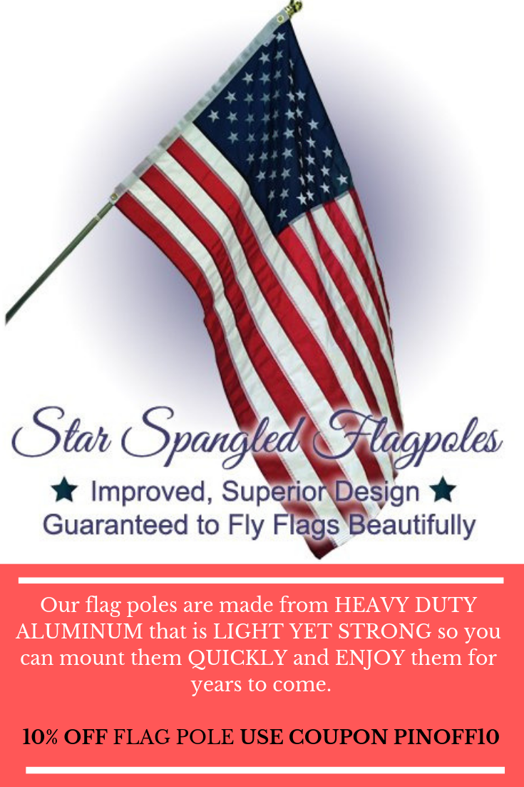 Flagpoles Sales Buy Best Star Spangled Flags Flag Best Flags Flag Pole