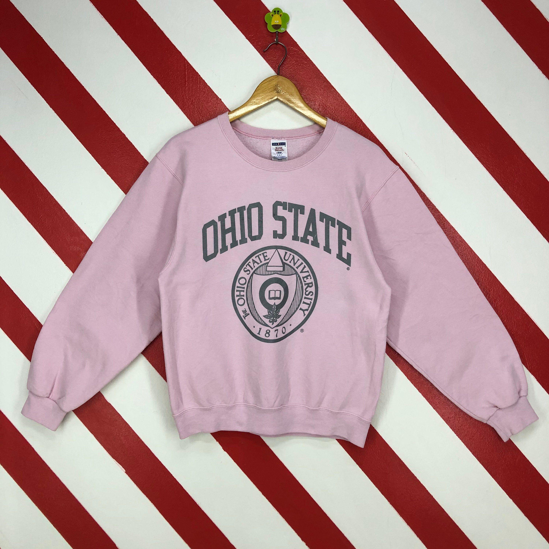 Vintage Ohio State Sweatshirt Crewneck University Ohio State Etsy Sweatshirts Ohio State Sweatshirt 90s Sportswear [ 3000 x 3000 Pixel ]